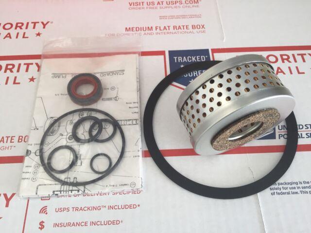 Mercedes Benz 300SD 300SE 400SE 500SEL CL600 S600 Seal Kit Power Steering Box