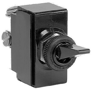 New Toggle Switch cole Hersee 54100bp On//Off Terminals 2 Screw SPST