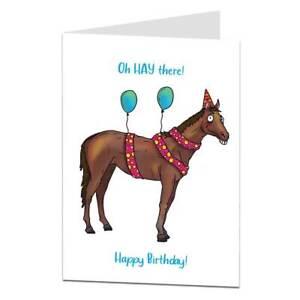 Funny-Horse-Birthday-Card