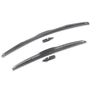 Toyota IQ Hatch ACP Exact Specific Fit Hybrid Flat Aero Front Wiper Blades