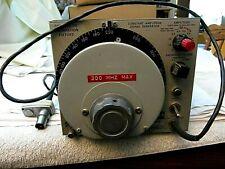 Calibration Fixture Constant Amplitude Signal Generator Tektronix 65 500 Mhz