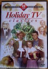 Holiday TV Classics DVD 4-Disc Set Benny, Red Skelton Raymond Burr George Burns