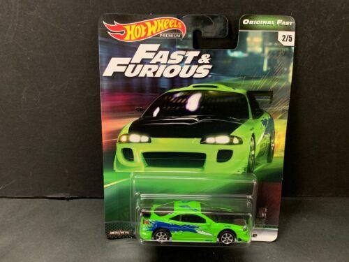 Hot Wheels Mitsubishi Eclipse Fast And Furious Gbw75-956b 1//64