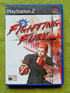 Fighting-Fury-Sony-PlayStation-2-1999-PAL-PS2-Game