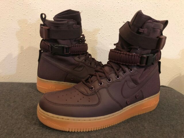 e40fdb5d063 Nike SF Air Force 1 High Velvet Brown Style 864024 Color 600 11.5. +.   104.40Brand New