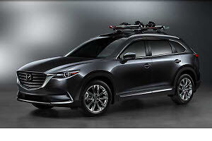 Wonderful Image Is Loading 2016 2017 2018 2019 Mazda CX9 Roof Rack