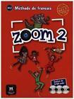 Zoom 2. Pack de 3 CD audio A1+ (2014)