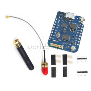 D1-Mini-WEMOS-Pro-16M-Bytes-External-IPEX-GPRS-ESP8266-Connector-Antenna-Module