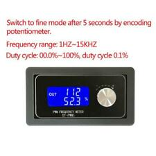 Xy Pwm1 Signal Generator Module Adjustable Pwm Pulse Frequency Duty Cycle Square