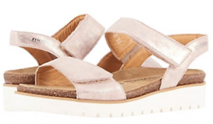 be1ec3639c Image is loading Mephisto-Mobils-Thelma-Nude-Ankle-Stap-Comfort-Sandal-