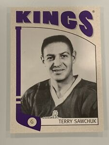 TERRY-SAWCHUK-2004-05-In-The-Game-Franchises-233-NHL-NM-MT-Los-Angeles-Kings