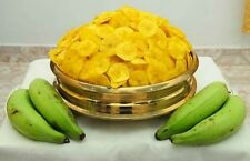 500g KERALA SPECIAL BANANA CHIPS ,VEGETABLE OIL ,TEA TIME SNACKS-EXPORT QUALITY