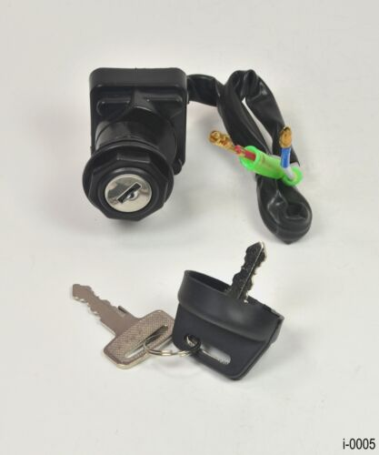 Ignition Switch W// KEYS For KAWASAKI BAYOU 220 KLF220 1996-2002 ATV GO-CART GUAD