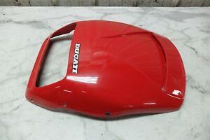 91 Ducati 907 IE Desmo Paso front cowl fairing head light headlight cover