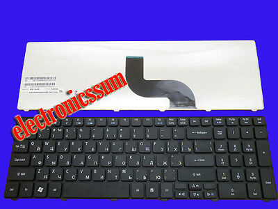 Keyboard for Acer aspire 5410T 5536 5536G 5538 5538G 5542 RU Russian клавиатура