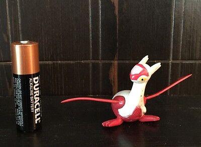 Generation 4 Legendary pokemon plastic action figure Regigigas 1-2 inches tall