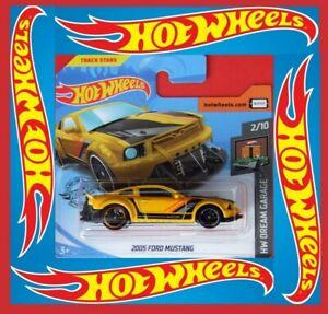 Hot-Wheels-2020-2005-Ford-Mustang-19-250-neu-amp-ovp