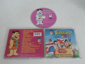 The-Flintstones-Modern-Stone-Age-Melodies-Soundtrack-William-Hanna-Various
