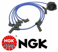 Ngk Set Spark Plug Wire Honda Civic 82 81 80 Accord Prelude 83 79 1982 1981 on Sale