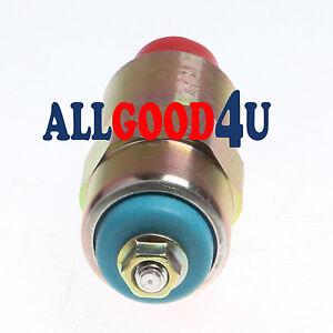 Fuel-Shut-Off-Solenoid-Fits-Ford-Tractor-250C-260C-276V-Ford-Backhoe-555C-545D