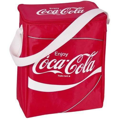 Ezetil coca cola classic 14 borsa termica passivo rosso 14.9 l