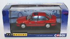Vanguards 1/43 Scale VA13100 - Vauxhall Cavalier MK3 SRi 1990 - Carmine Red