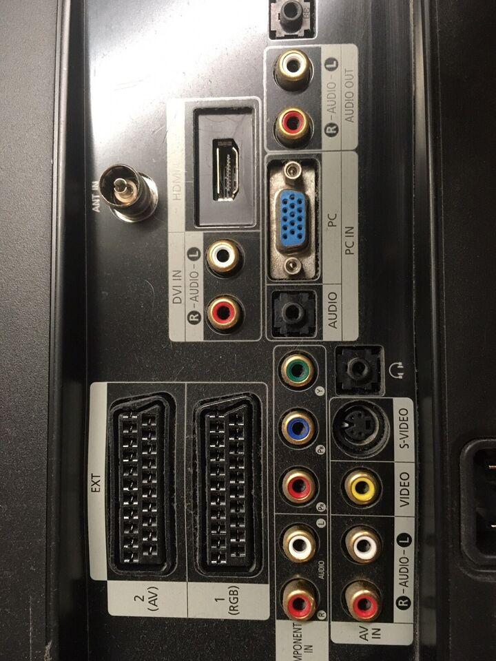 LCD, Samsung, Le32s62b