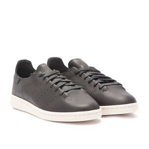 Image is loading Adidas-Originals-Stan-Smith-Leather-Sock-Sizes-4-
