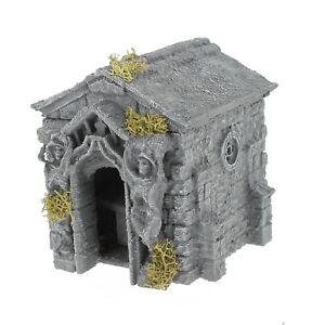 Warhammer-Age-of-Sigmar-Decor-impression-3D-Mausolee-figurine-non-incluse