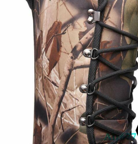 Homme Militaire Armée Imperméable Hiver Chaud Bottes Mi-mollet Chaussures Outdoor Plateforme