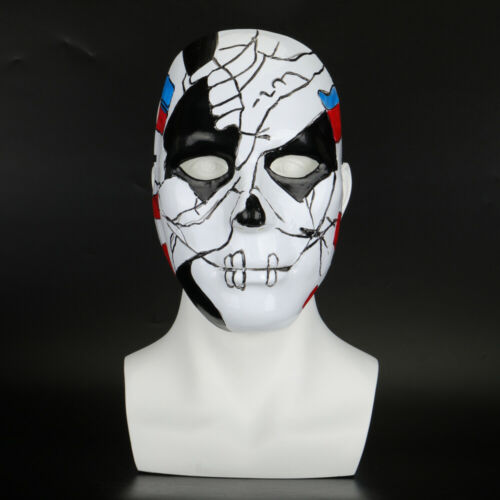 The Punisher 2 Billy Russo Cosplay Mask Costume Props Halloween Masquerad Mask