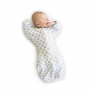 SwaddleDesigns Baby Boys Infant Tiny Hedgehogs