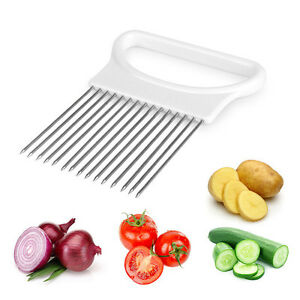 Tomato-Slicer-Cutting-Aid-Guide-Holder-Onion-Vegetable-Slicing-Cutter-Steel-Tool