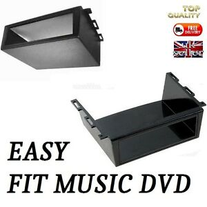 Motorhome-Car-CD-STEREO-RADIO-DVD-TRAY-DIN-HOUSING-PANEL-EASY-SELF-BUILD-CAMPER