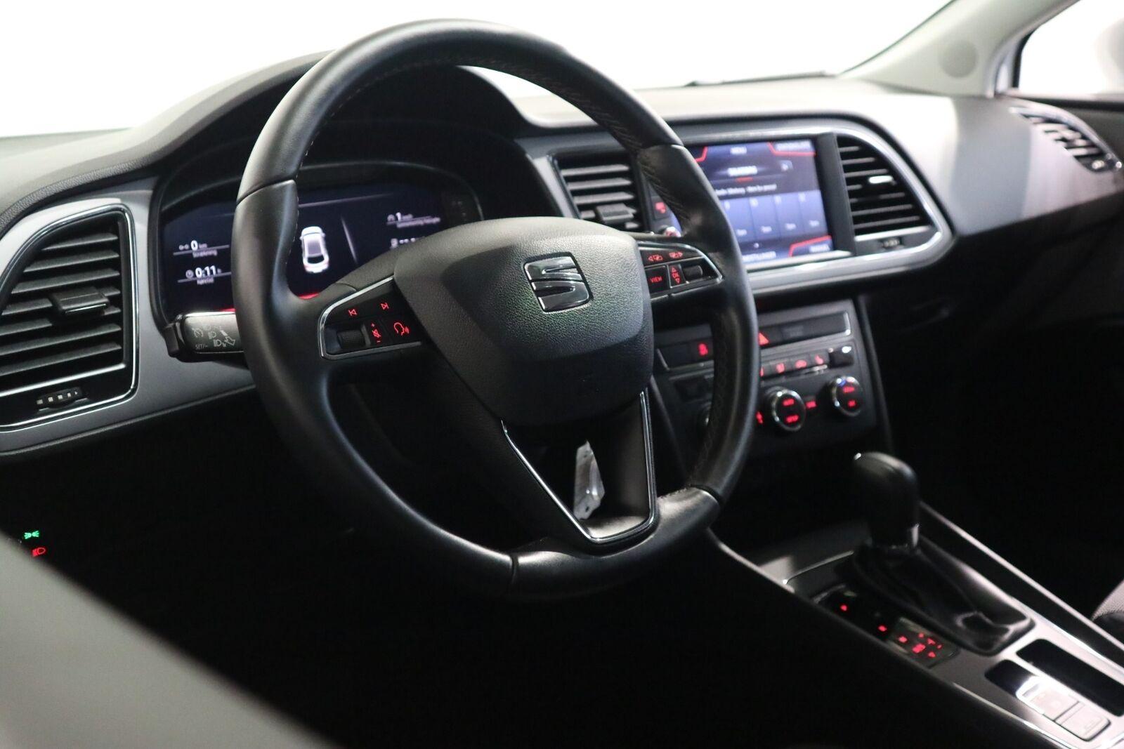 Seat Leon 1,0 TSi 115 Style DSG - billede 9