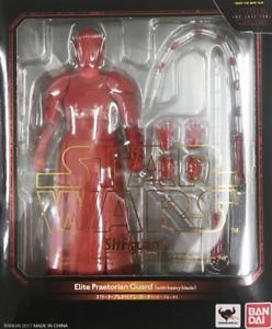 Star Wars Bandai SH Figuarts Last Jedi Praetorian Guard w w w  Heavy Blade Figure 1dd72a