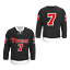 Seattle Old School Hockey Jersey NEW Any Size or Player Free Ship Colors Size