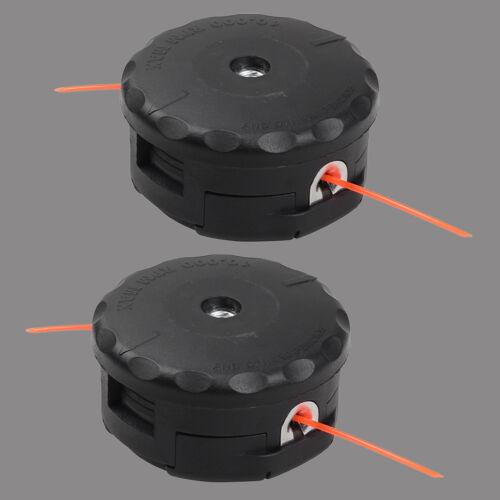 2x Trimmer Head pour Echo Vitesse Flux 400 PAS-225 SRM-2620 SRM-2620T SRM-2620U