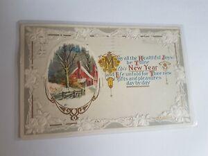 Greeting-Postcard-Vintage-New-Year-3