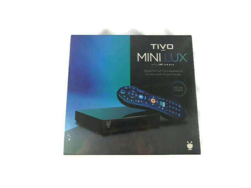 TiVo MINI LUX Streaming Media Player 4K UHD BRAND NEW MODEL TCDA95000 sealed brand lux media mini model new player streaming tivo uhd