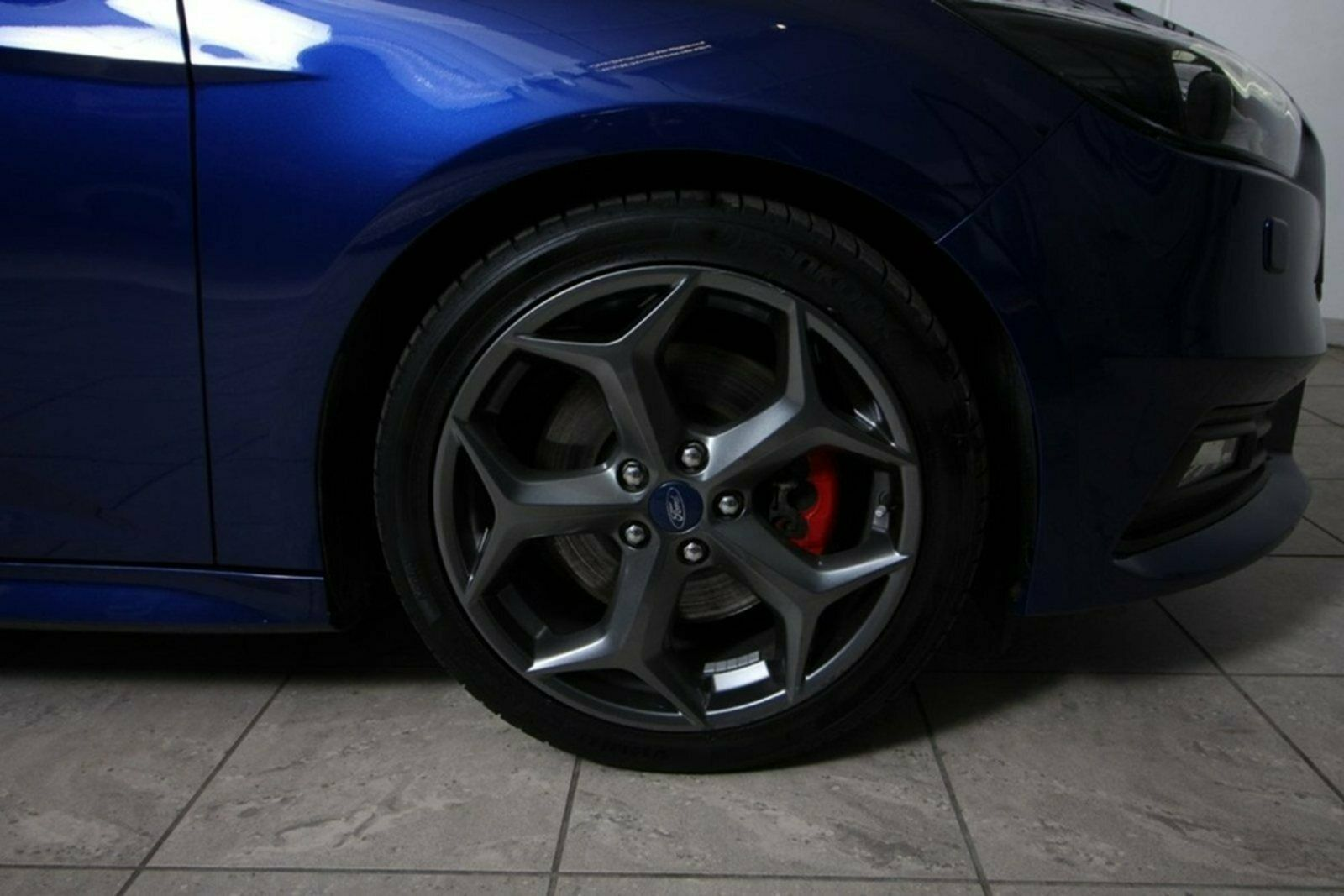 Ford Focus TDCi 185 ST3