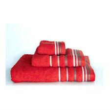 Juego toallas 3 piezas 100% algodón ALTA CALIDAD Densidad 520 gr/m2 (5...