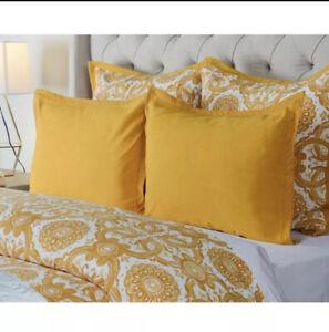 Decor Resort Mango Yellow Printed