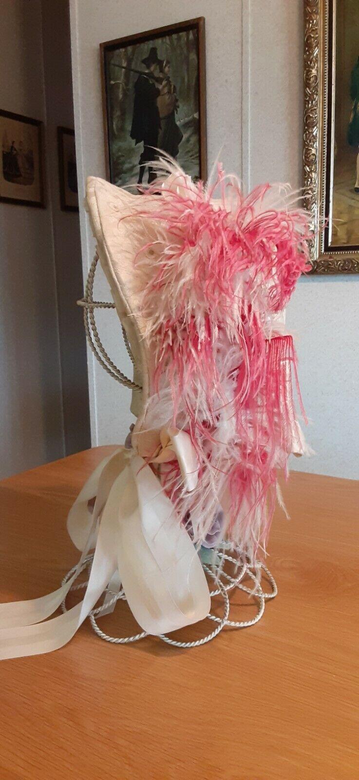 Victorian Ladies Bonnet - image 1