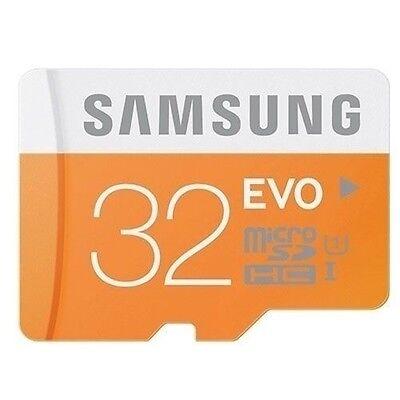 New Genuine SAMSUNG Micro SD Card HC EVO Class 10 UHS-1 16GB / 32GB / 64GB 48M/S