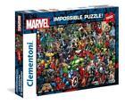 Clementoni Marvel Impossible Puzzle 1000 Pezzi (39411)