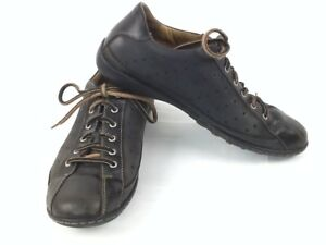 born women's casual leather walking shoes oxford size