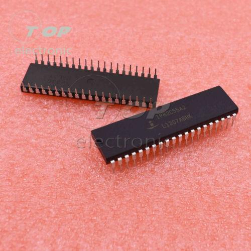 1PCS//5PCS IP82C55A IP82C55 DIP-40 CMOS Programmable Peripheral Interface IC