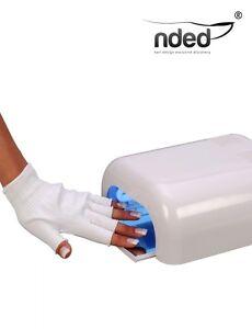 handschuhe schutz uv handschuhe f r lampe uv nded n gel kunst n gel ebay. Black Bedroom Furniture Sets. Home Design Ideas