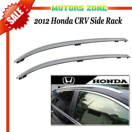 OE Style Side Rails Roof Top Rack Carrier Luggage For 12-16 Honda CRV CR-V  2Pcs